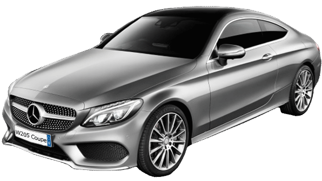 MERCEDES C-Class W205 Coupe