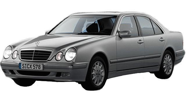 MERCEDES E-Class W210