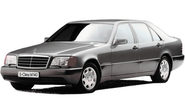 MERCEDES S-Class W140 LWB