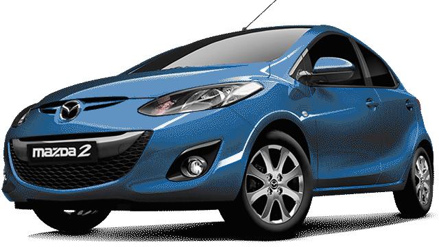 Mazda 2 Gen3 HB