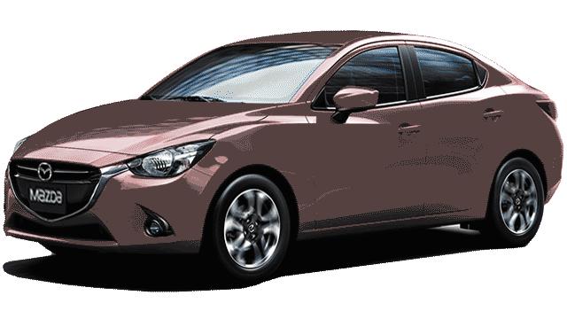 Mazda 2 Gen4 Sedan