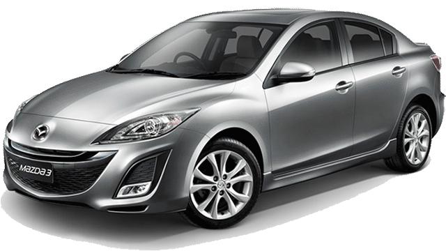 Mazda 3 Gen2 BL