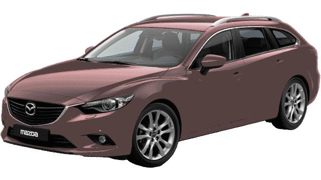 Mazda 6 Gen3 SW