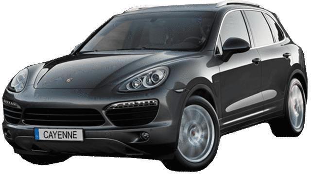 Porsche Cayenne Gen2