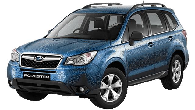 Subaru Forester Gen4