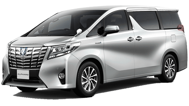 Toyota Alphard Gen3