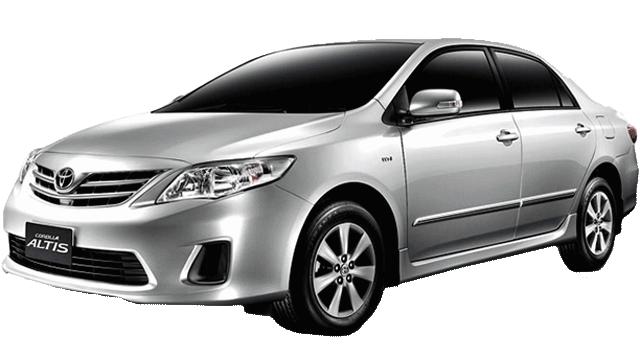 Toyota Altis Gen10