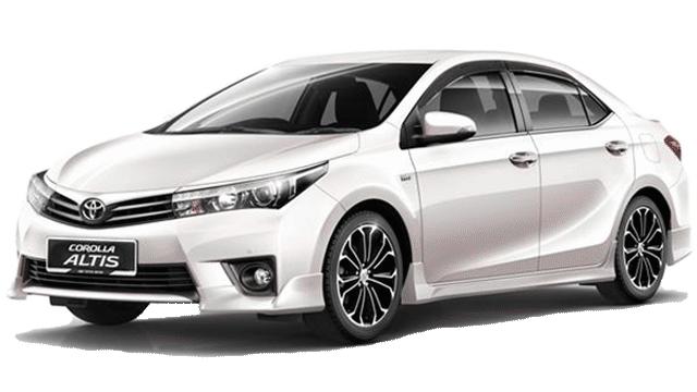 Toyota Altis Gen11