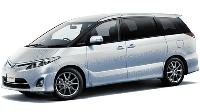 Toyota Estima Gen3 XR50