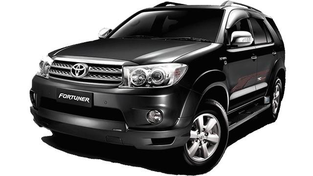 Toyota Fortuner Gen1 10-14