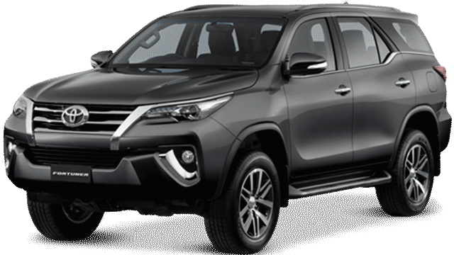 Toyota Fortuner Gen2