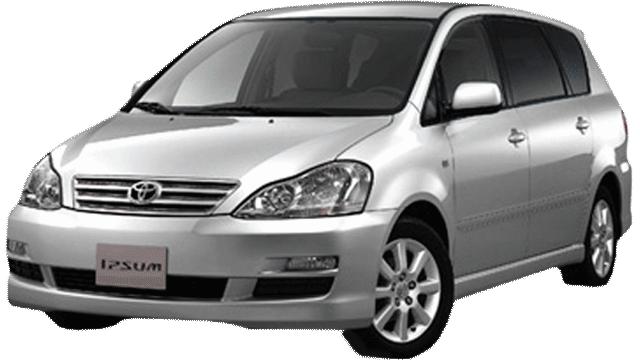 Toyota Ipsum Gen2