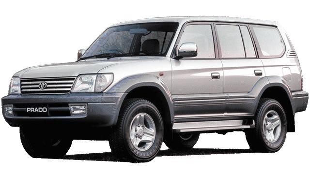 Toyota Prado J90