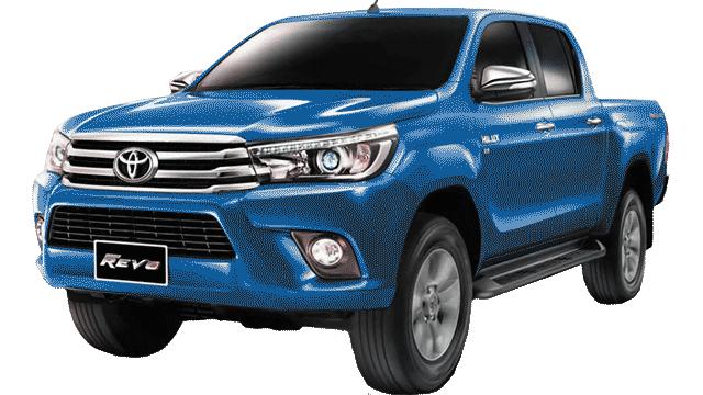 Toyota Revo Double-Cab