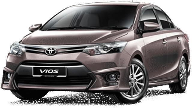 Toyota Vios Gen3