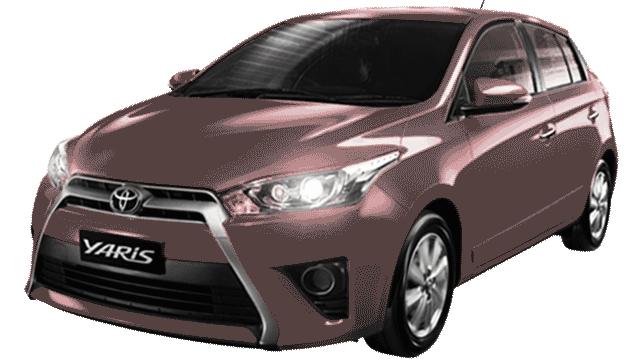 Toyota Yaris Gen3