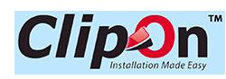 ClipOn logo