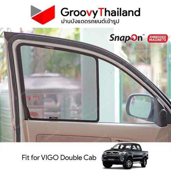 TOYOTA VIGO DOUBLE CAB Embedded Magnet