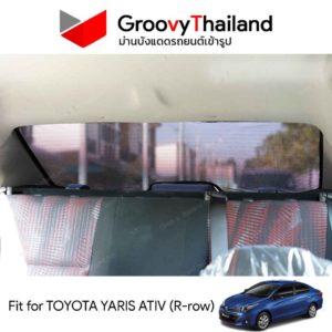 TOYOTA YARIS ATIV R-row