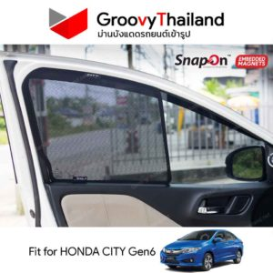 HONDA CITY Gen6 Embedded