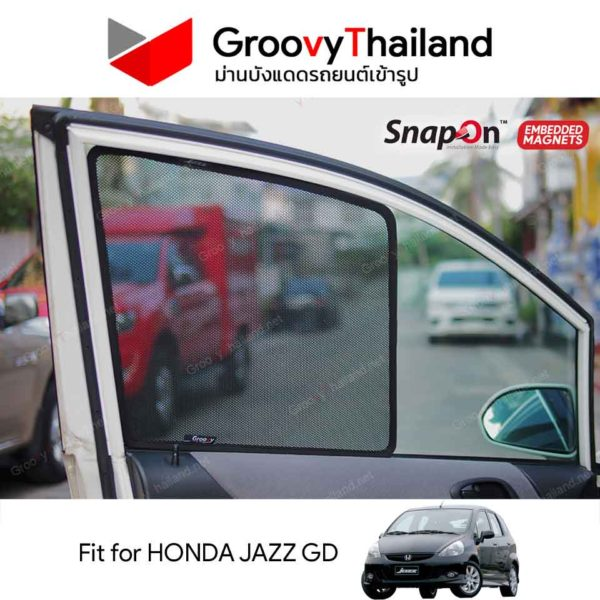 HONDA JAZZ GD Embedded