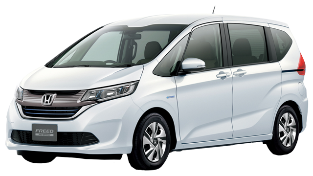 Honda Freed Gen2