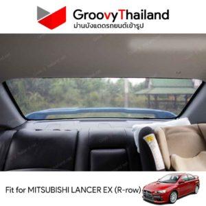 MITSUBISHI LANCER EX R-row