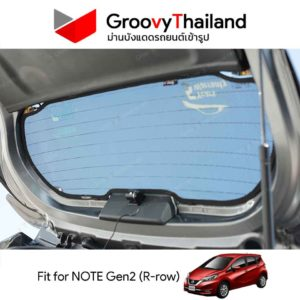 NISSAN NOTE Gen2 R-row