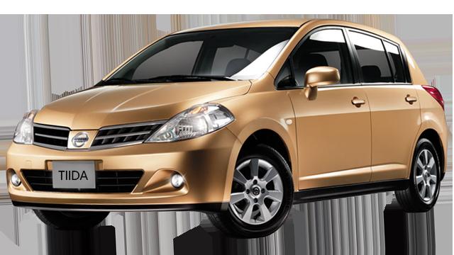 Nissan Tiida Gen1
