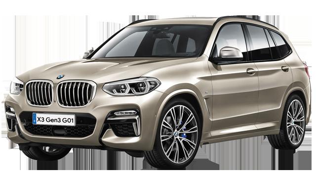 BMW X3 Gen3 G01