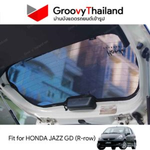 HONDA JAZZ GD R-row