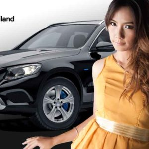 ม่านหน้า MERCEDES-BENZ GLC-Class F-row