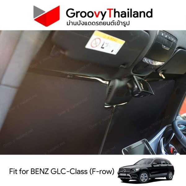 MERCEDES-BENZ GLC-Class F-row