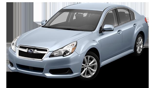 Subaru Legacy Gen5