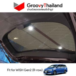 TOYOTA WISH Gen2 R-row