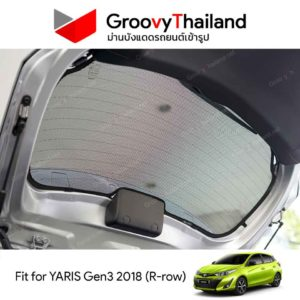 TOYOTA YARIS Gen3 2018 R-row