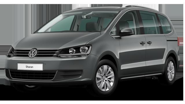 Volkswagen Sharan Gen2