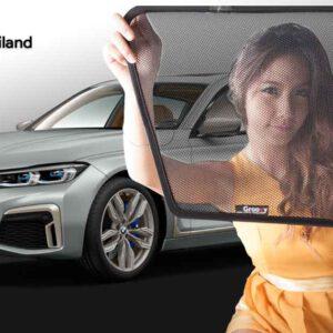 ม่านบังแดดแม่เหล็ก BMW 7 series G12