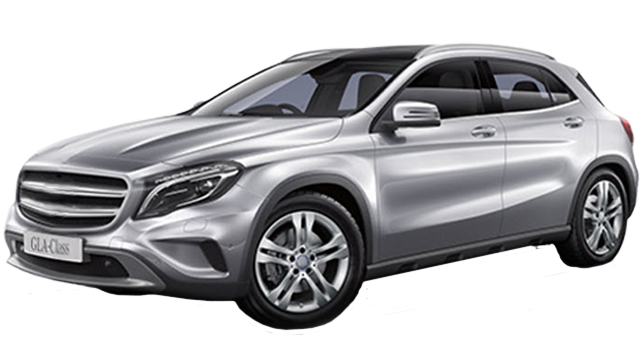 MERCEDES-BENZ GLA-X156