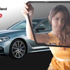ม่านบังแดดแม่เหล็ก BMW 5 SERIES G30