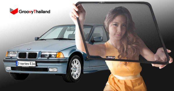 ม่านบังแดด BMW 3 series E36