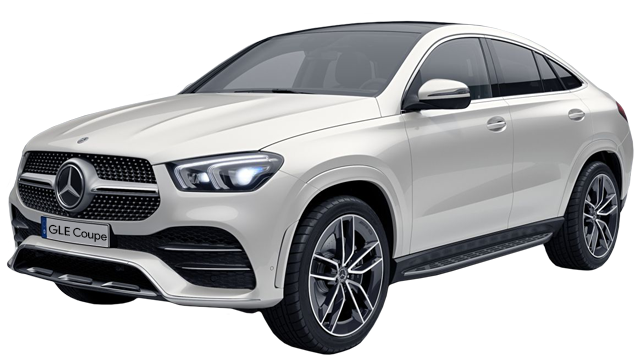MERCEDES GLE-Class W167 Coupe