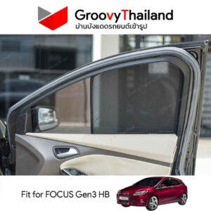 ม่านบังแดด FORD FOCUS Gen3 Hatchback